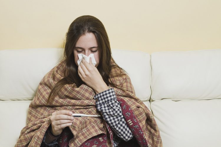 Metodos preventivos para el resfriado