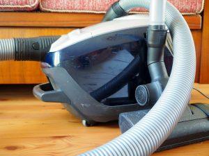 Polucion por tareas del hogar