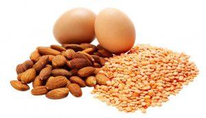 Alimentos para definicion muscular